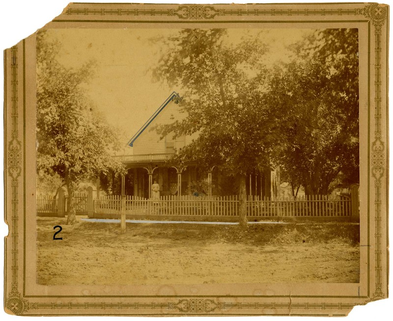 Griswold Residence, Indiana and Winthrop