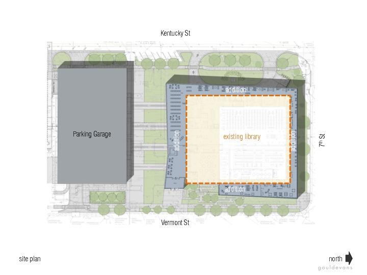 Design Development by Gould Evans