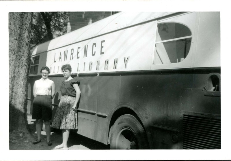 Lawrence Public Library Bookmobile