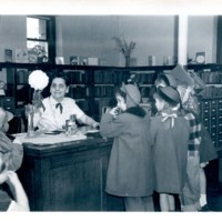 Children's Department, 1952