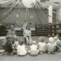Children's Story Time, 1972