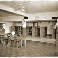 Expanded Carnegie Library Children's Department, 1938
