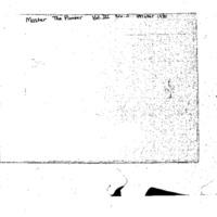 The Pioneer, Vol. 3, No. 3: Winter 1980
