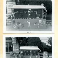 Sidewalk Bazaar Display, 1965