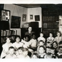 Children's Department, 1935